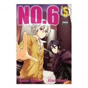 Mangá NO.6 - Volume 05