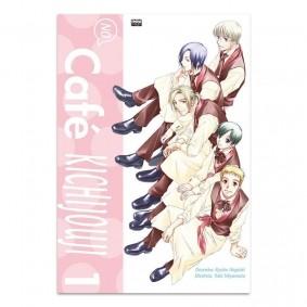 Mangá No Café Kichijouji - Volume 01