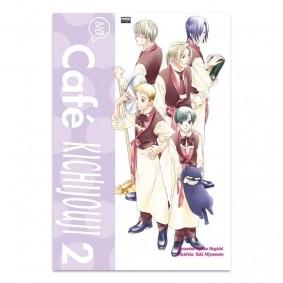 Mangá No Café Kichijouji - Volume 02