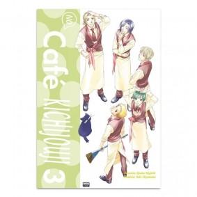 Mangá No Café Kichijouji - Volume 03