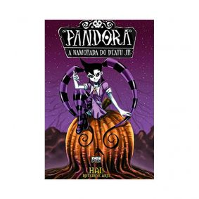 Mangá Pandora: A Namorada do Death Jr.