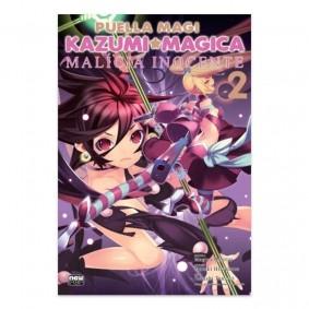 Mangá Puella Magi Kazumi Magica: Malícia Inocente - Volume 02