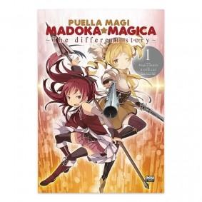 Mangá Puella Magi Madoka Magica:  The Different Story - Volume 01