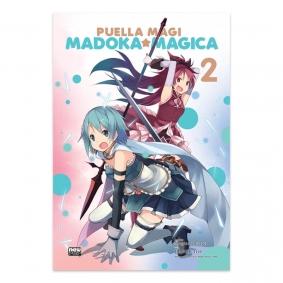 Mangá Puella Magi Madoka Magica - Volume 02