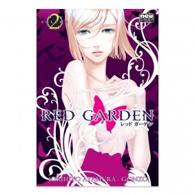 Mangá Red Garden - Volume 02