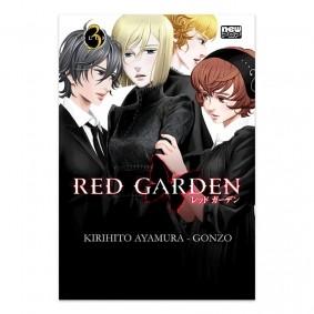 Mangá Red Garden - Volume 03