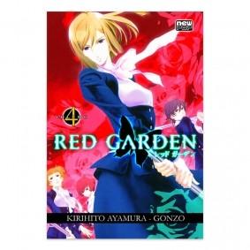 Mangá Red Garden - Volume 04
