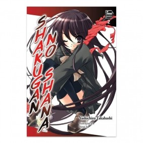 Mangá Shakugan No Shana - Volume 02