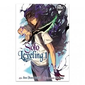Mangá Solo Leveling - Volume 01 (Colorido)