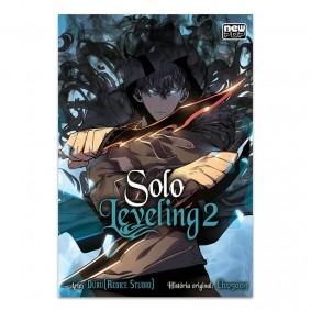 Mangá Solo Leveling - Volume 02 (Colorido)