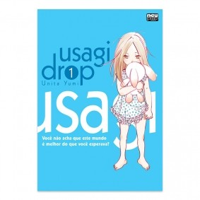 Mangá Usagi Drop - Volume 01