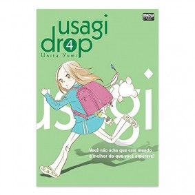 Mangá Usagi Drop - Volume 04