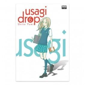Mangá Usagi Drop - Volume 06