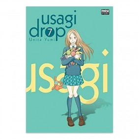 Mangá Usagi Drop - Volume 07