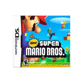 Jogo New Super Mario Bros. - Nintendo DS