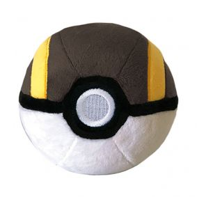"Pelúcia Pokémon 4"" - Ultra Bola (Ultra Ball) | WCT/DTC"
