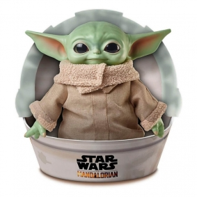 Pelúcia Star Wars: O Mandaloriano - Grogu / Baby Yoda / The Child | Mattel/Disney