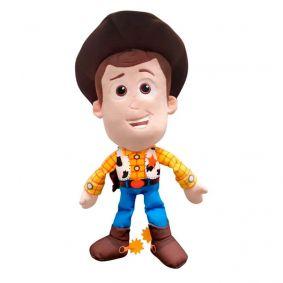 Pelúcia Toy Story 4 - Woody | Mundo Plush DTC
