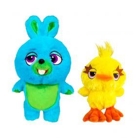 Pelúcias Toy Story 4 - Bunny e Ducky | Mundo Plush DTC