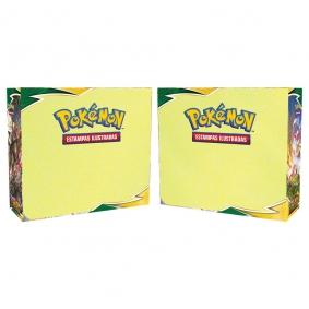 Pokémon TCG: 2x Booster Box (72 pacotes) SWSH7 Céus em Evolução
