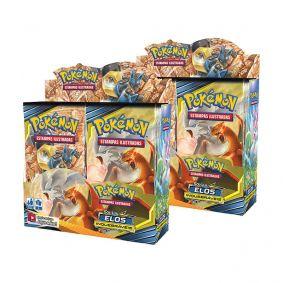 Pokémon TCG: 2x Booster Box (36 unidades) SM10 Elos Inquebráveis