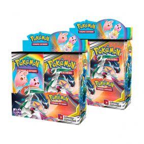 Pokémon TCG: 2x Booster Box (72 pacotes) SM12 Eclipse Cósmico