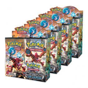Pokémon TCG: 4x Booster Box (36 unidades) XY11 Cerco de Vapor