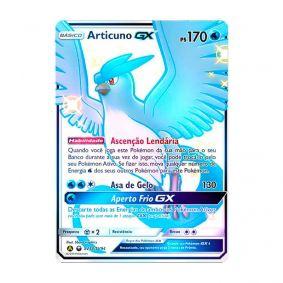 Pokémon TCG: Articuno GX (SV54/SV94) - SM11.5 Destinos Ocultos