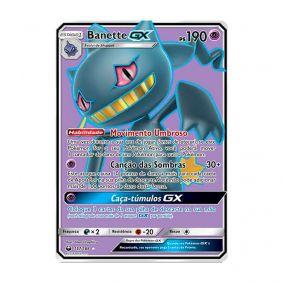 Pokémon TCG: Banette GX (157/168) - SM7 Tempestade Celestial