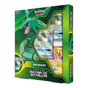 Pokémon TCG: Baralhos Arena de Batalha - Rayquaza