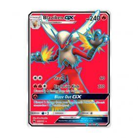 Pokémon TCG: Blaziken GX (153/168) - SM7 Tempestade Celestial