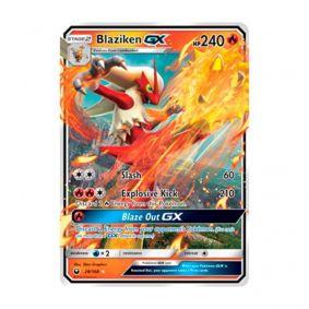 Pokémon TCG: Blaziken GX (28/168) - SM7 Tempestade Celestial