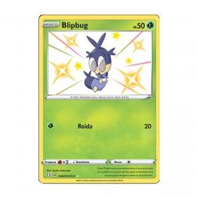 Pokémon TCG: Blipbug (SV007/SV122) - SWSH4.5 Destinos Brilhantes