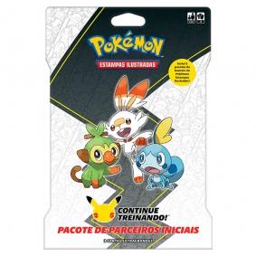 Pokémon TCG: Blister Gigante Pacote de Parceiros Iniciais - Galar