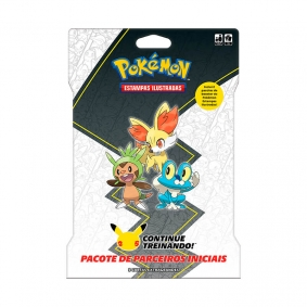 Pokémon TCG: Blister Gigante Pacote de Parceiros Iniciais - Kalos