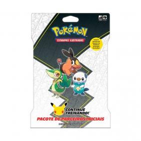 Pokémon TCG: Blister Gigante Pacote de Parceiros Iniciais - Unova