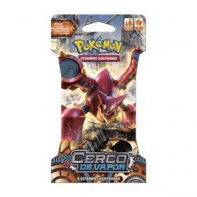 Pokémon TCG: Blister XY11 Cerco de Vapor - Volcanion
