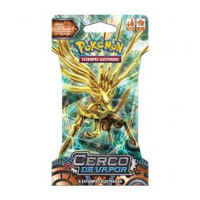 Pokémon TCG: Blister XY11 Cerco de Vapor - Xerneas Turbo