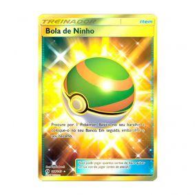 Pokémon TCG: Bola de Ninho (158/149) - SM1 Sol e Lua
