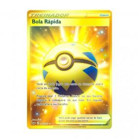 Pokémon TCG: Bola Rápida (216/202) - SWSH1 Espada e Escudo