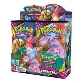 Pokémon TCG: Booster Box (36 pacotes) SM11 Sintonia Mental