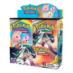 Pokémon TCG: Booster Box (36 pacotes) SM12 Eclipse Cósmico