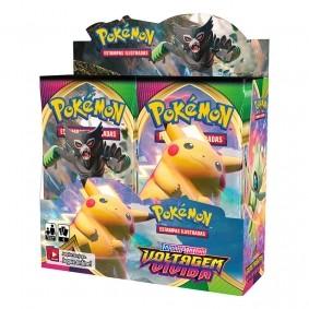 Pokémon TCG: Booster Box (36 pacotes) SWSH4 Voltagem Vívida
