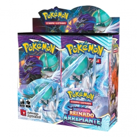 Pokémon TCG: Booster Box (36 pacotes) SWSH6 Reinado Arrepiante