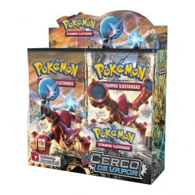 Pokémon TCG: Booster Box (36 unidades) XY11 Cerco de Vapor