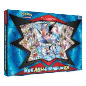 Pokémon TCG: Box Ash-Greninja-EX