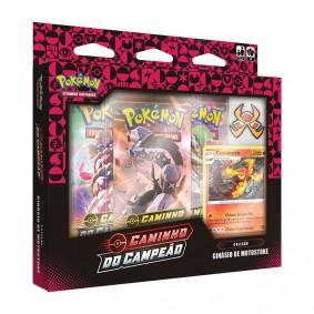 Pokémon TCG: Box Coleção SWSH3.5 Caminho do Campeão - Ginásio de Motostoke