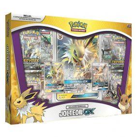 Pokémon TCG: Box Coleção Especial Jolteon-GX