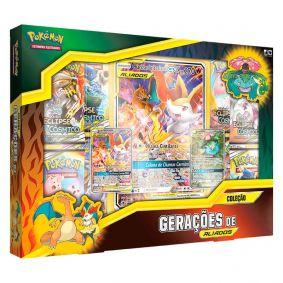 Pokémon TCG: Box Coleção Geração de Aliados