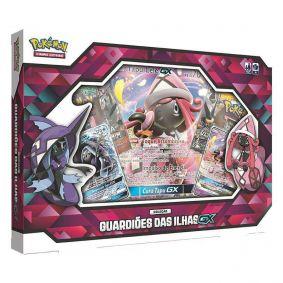 Pokémon TCG: Box Coleção Guardiões das Ilhas GX